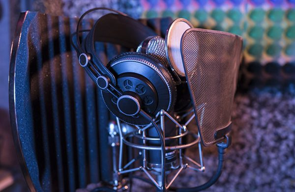 PDZ 08   Recording Environment