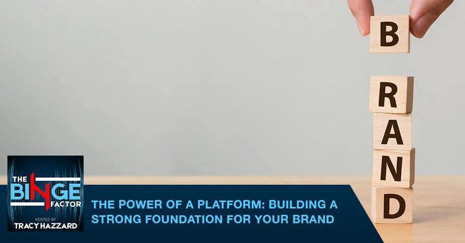 FYB 04   Power of a Platform