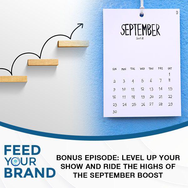 FYB Bonus | September Boost